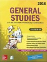 Click To Buy CSAT General Studies for Civil Services Preliminary Examination 2016 (Paper - 2)