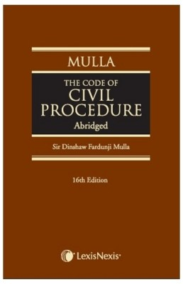 The Code of Civil Procedure (Abridged) 16th Edition price comparison at Flipkart, Amazon, Crossword, Uread, Bookadda, Landmark, Homeshop18