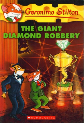 Buy The Giant Diamond Robbery: Book