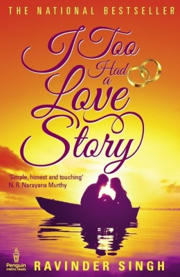 Book Review: I Too Had a Love Story by Ravinder Singh