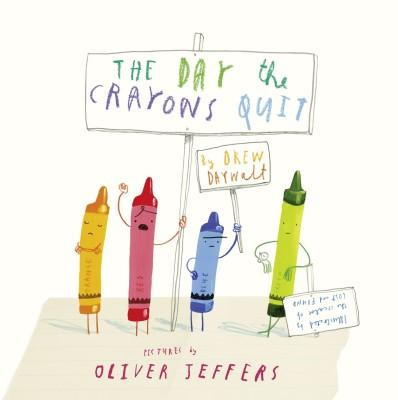 Compare The Day The Crayons Quit (English) at Compare Hatke