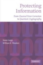 Protecting Information - From Classical Error Correction to Quantum Cryptography (English) (Paperback)