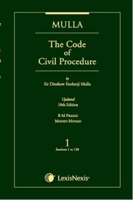 The Code of Civil Procedure 18th Edition price comparison at Flipkart, Amazon, Crossword, Uread, Bookadda, Landmark, Homeshop18