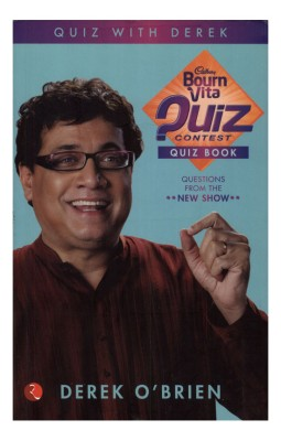 Buy Bournvita Quiz Contest Quiz Book (English): Book
