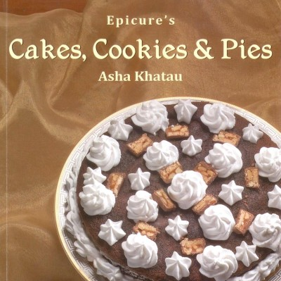 Epicure's Cakes, Cookies and Pies price comparison at Flipkart, Amazon, Crossword, Uread, Bookadda, Landmark, Homeshop18