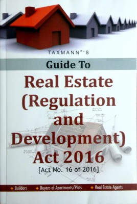 Book on Real Estate Act 2016