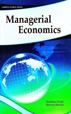 Buy Managerial Economics (English): Book