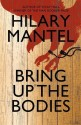 Bring Up the Bodies (English): Book