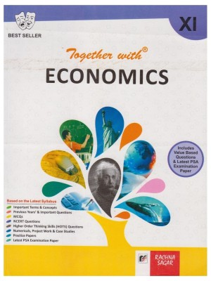 Buy Together with Economics (Class - 11) 13th Edition: Book