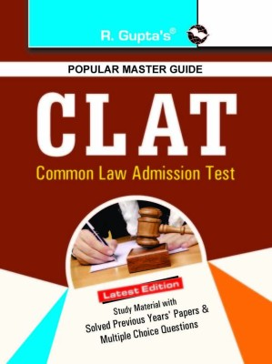 Buy CLAT - Common Law Admission Test (English) 01 Edition: Book