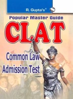CLAT - Common Law Admission Test (English) 01 Edition: Book