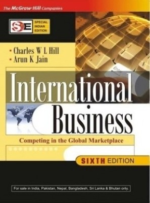 charles hill international business International business: competing in the global marketplace 6th edition by charles wl hill solution manual showing 1-1 of 1 messages.