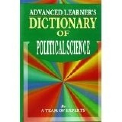 Advanced Learners Dictionary Of Political Science (English) 01 Edition price comparison at Flipkart, Amazon, Crossword, Uread, Bookadda, Landmark, Homeshop18