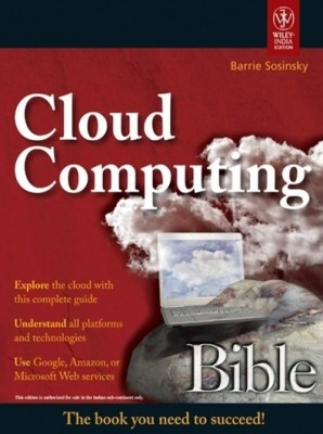 Buy Cloud Computing Bible (English): Book