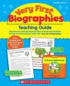 Very First Biographies: Easy-To-Read Books about 16 Amazing People All Young Learners Should Know about (English): Book