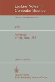 Advances in Petri Nets 1985 (English) (Paperback)