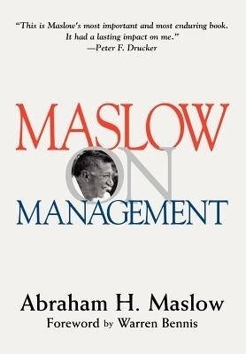 Buy Maslow on Management (English) Revised edition Edition: Book