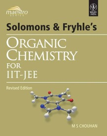Solomons & Fryhle's Organic Chemistry for IIT-JEE (English) 1st Edition (Paperback)