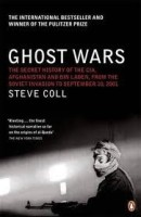 Ghost Wars: The Secret History of the CIA, Afghanistan and Bin Laden (English): Book