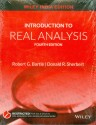 Introduction to Real Analysis (English) 4th Edition: Book