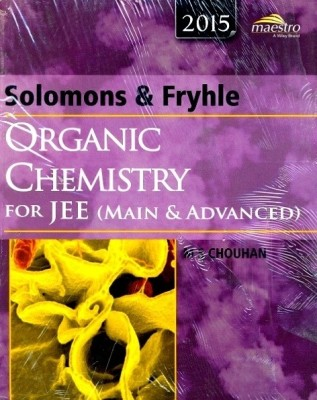 Best book for organic chemistry