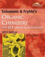 Organic Chemistry for JEE - Main & Advanced 1st Edition: Book