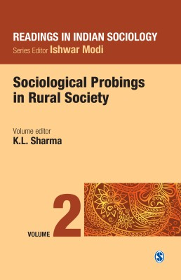 Sociological Probings in Rural Society (Volume - 2) (English) price comparison at Flipkart, Amazon, Crossword, Uread, Bookadda, Landmark, Homeshop18