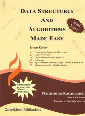 Buy Data Structures and Algorithms Made Easy 2nd Edition: Book
