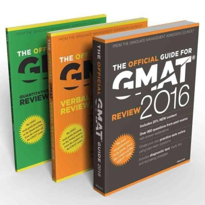 GMAT 2016 Official Guide Bundle (English) price comparison at Flipkart, Amazon, Crossword, Uread, Bookadda, Landmark, Homeshop18