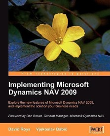 Implementing Microsoft (R) Dynamics Nav 2009 (English) (Paperback)