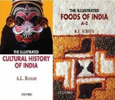 Buy The Culture & Food of India (Set of 2 Volumes): Book