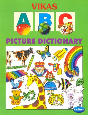 Vikas Alphabet Books: ABC picture Dictionary price comparison at Flipkart, Amazon, Crossword, Uread, Bookadda, Landmark, Homeshop18