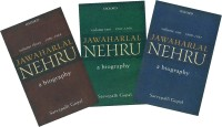 Jawaharlal Nehru: A Biography (Set of 3 Volumes) (English): Book