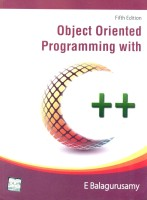 Object Oriented Programming With C++ (English) 5th Edition: Book