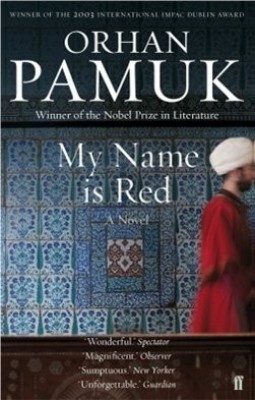 MY NAME IS RED price comparison at Flipkart, Amazon, Crossword, Uread, Bookadda, Landmark, Homeshop18