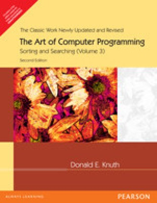Buy The Art of Computer Programming : Sorting and Searching (Volume - 3) 2 Edition: Book