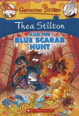 Thea Stilton and the Blue Scarab Hunt price comparison at Flipkart, Amazon, Crossword, Uread, Bookadda, Landmark, Homeshop18
