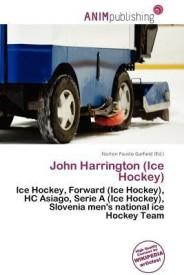 John Harrington (Ice Hockey) (English) (Paperback)
