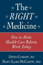 The Right Medicine (English) 1st Edition (Hardcover)