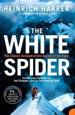 The White Spider price comparison at Flipkart, Amazon, Crossword, Uread, Bookadda, Landmark, Homeshop18