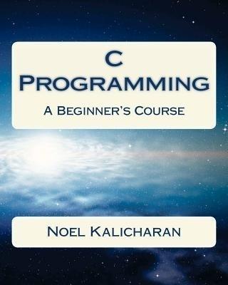 Data structures in c noel kalicharan