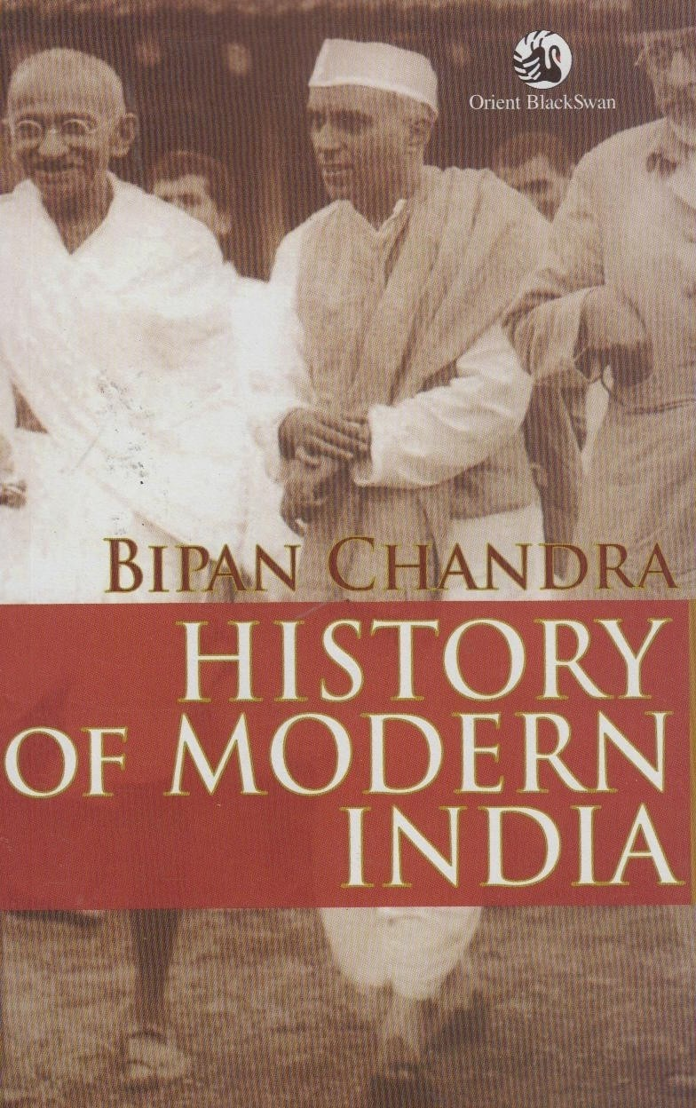 History Of Modern India English 1st Edition Buy
