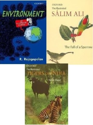 The Animal & Environment of India (Set of 3 Volumes) price comparison at Flipkart, Amazon, Crossword, Uread, Bookadda, Landmark, Homeshop18