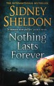 Sidney Sheldon Nothing Lasts Forever (English): Book