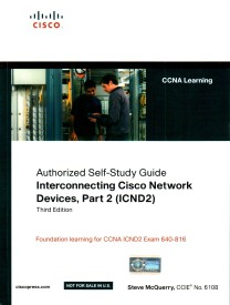 CCNA Self-Study Interconnecting Cisco Network Devices, (ICND2) (CCNA Exam 640-802 And ICND Exam 640-816) (Part - 2) (English) 3rd Edition (Paperback)