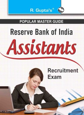 Buy Reserve Bank of India Assistants Recruitment Exam Guide: Book