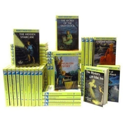 Buy Nancy Drew Complete Series Set; 1-64 boo (English): Book
