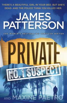 Buy Private: No. 1 Suspect (Lead title): Book