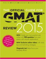 The Official Guide for GMAT Review 2015 (English): Book