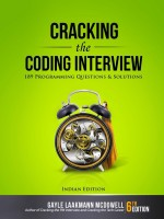 Cracking the Coding Interview : 189 Programming Questions and Solutions (English): Book